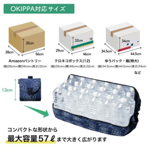 OKIPPAの対応サイズ