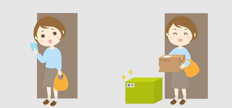 宅配ボックスのメリット2: 時間を有効に使うことができる