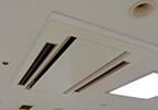 天井埋め込み2方向エアコン