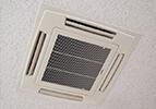 天井埋め込み4方向エアコン