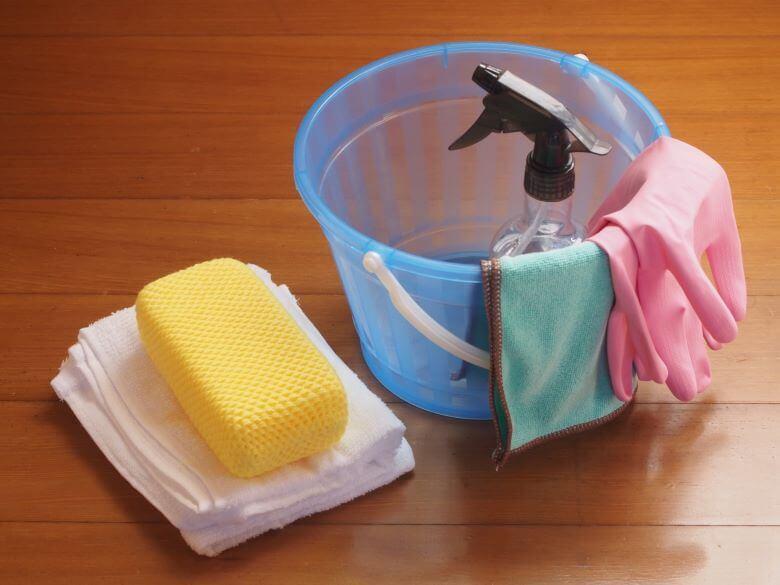 風呂掃除道具イメージ画像