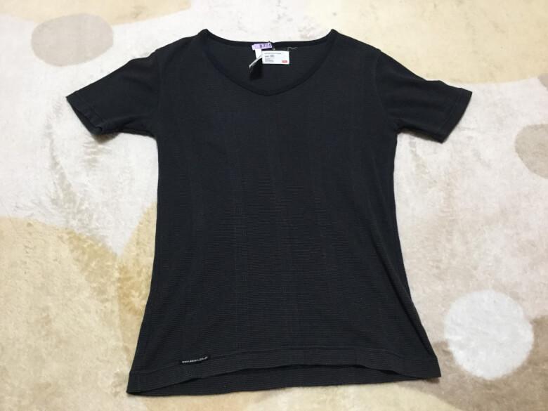 リネットでクリーニングしたTシャツ