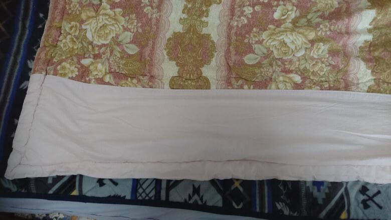 クリーニング後の布団