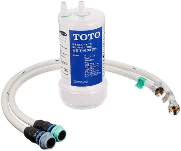 TOTO 浄水器 TK302B2