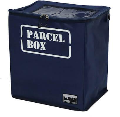 ポリエステルの宅配ボックス