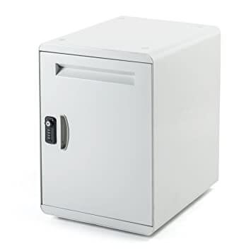 金属の宅配ボックス