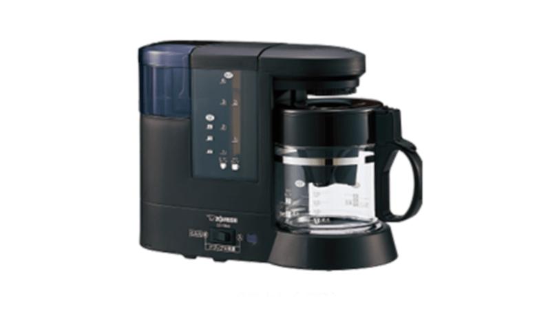 象印 ミル付きコーヒーメーカー EC-CB400