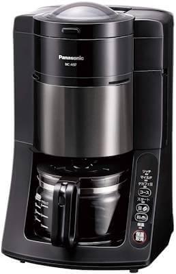 パナソニック 沸騰浄水コーヒーメーカー NC-A57