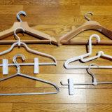 無印良品で販売されている6種類のハンガーを徹底調査!使い勝手と比較レビューします