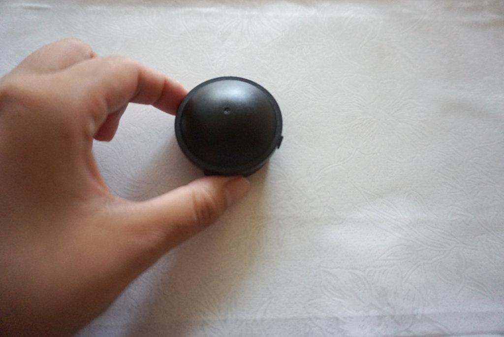 ブラックキャップ:1個表